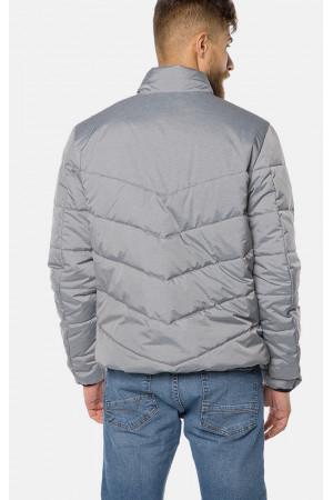 Мужская куртка «Коди» серого цвета