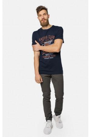 Мужские брюки «Тони» коричневого цвета