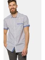 Чоловіча сорочка «Джед» блакитного кольору