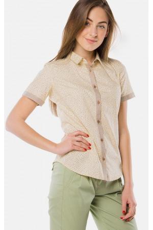 Блуза «Алана» бежевого кольору