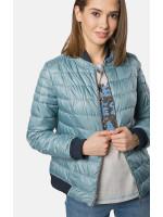 """Куртка жіноча """"Брук"""" блакитного кольору"""
