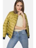 """Куртка жіноча """"Брук"""" оливкового кольору"""