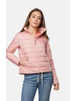 """Куртка женская """"Лета"""" розового цвета"""