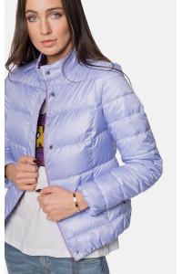 """Куртка женская """"Алика"""" лилового цвета"""