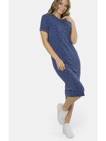 Платье «Надин» синего цвета