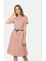 Платье «Рокси» розового цвета
