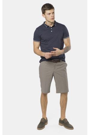 Чоловічі шорти «Мак» сірого кольору