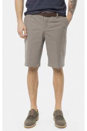 Мужские шорты «Мак» серого цвета