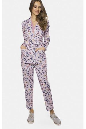 Пиджак «Нойри» розового цвета