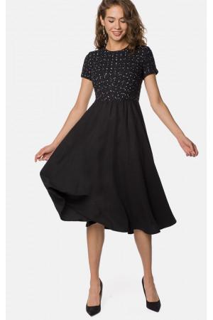 Сукня «Кендра» чорного кольору
