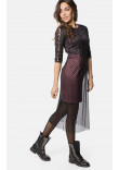 Сукня «Долм» чорного кольору
