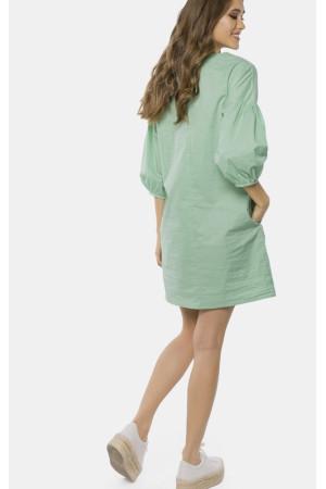 Сукня «Мірті» зеленого кольору