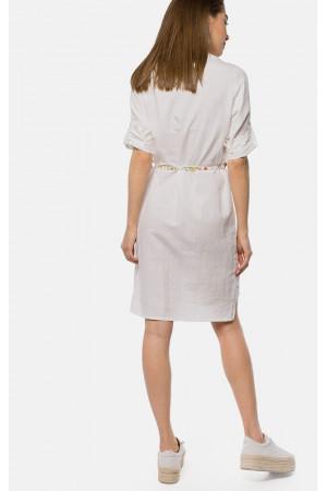 Сукня «Каммі» білого кольору