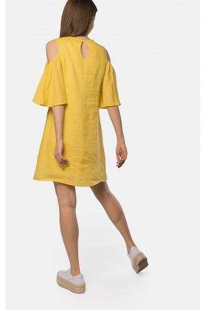 Сукня «Лізетт» жовтого кольору