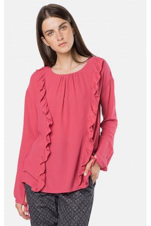 Блуза «Роузі» рожевого кольору
