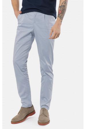 Мужские брюки «Скай» голубого цвета
