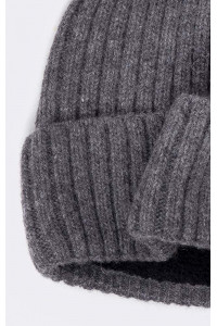 Чоловіча шапка «Геррі» сірого кольору