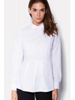 Блуза «Біані»  білого кольору