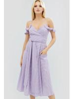 """Сукня """"Айдол"""" лілового кольору"""