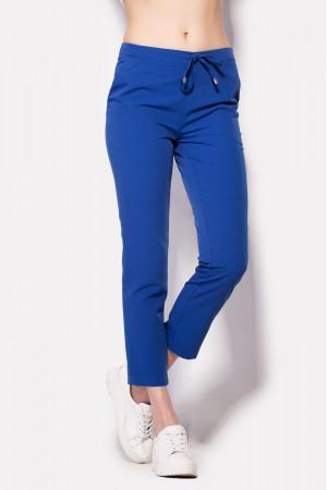 Жіночі брюки «Хот» кольору електрик