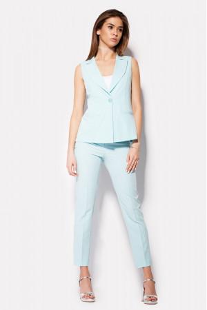 Жіночі брюки «Вокс» м'ятного кольору