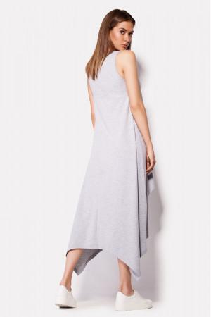 Сукня «Джес» сірого кольору