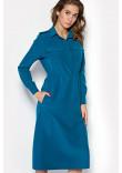 Сукня «Бостон» бірюзового кольору