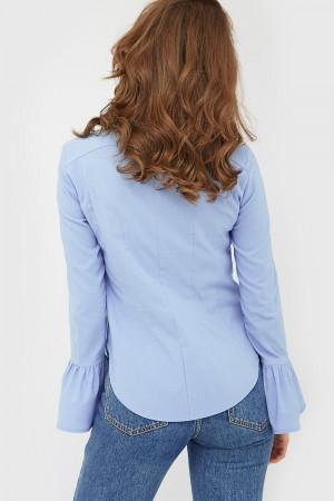 Сорочка «Аліма» блакитного кольору