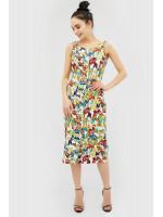 Платье «Вернис» мультиколор