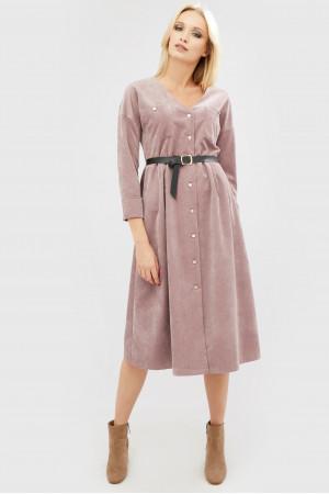 Платье «Истер» цвета пудры