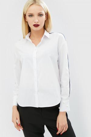 Сорочка «Спікс» білого кольору