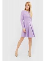 Платье «Сефора» сиреневого цвета