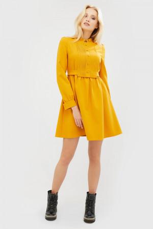 Сукня «Нілан» жовтого кольору