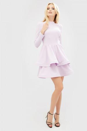 Платье «Салим» сиреневого цвета