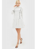 Платье «Летиса» белого цвета