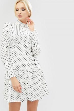 Сукня «Летіса» білого кольору