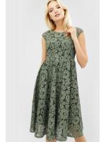 Сукня «Мелін» оливкового кольору