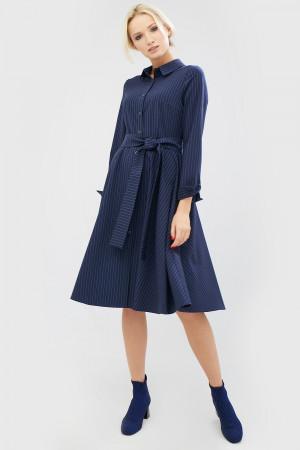 Сукня «Авеко» синього кольору