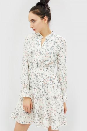 Сукня «Селіа» молочного кольору