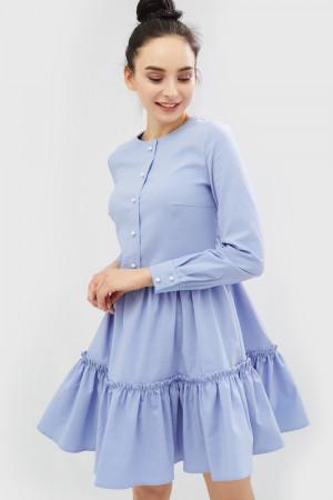 Сукня «Йокс» блакитного кольору
