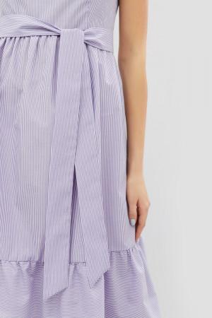Сукня «Неріс» лілового кольору