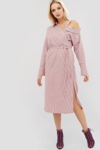 Платье «Джулио» лилового цвета