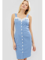 Сукня «Авідо» блакитного кольору