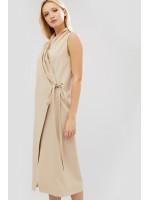 Сукня «Долс» бежевого кольору