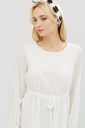 Сукня «Кайго» білого кольору