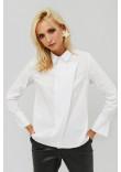 Жіноча сорочка «Савона» білого кольору