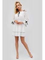 Сукня «Бонсі» білого кольору