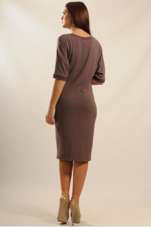 Сукня «Орнелла» кольору капучино