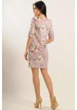 Сукня «Маренго» лілового кольору
