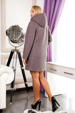 Жіноче пальто «Кордова» бежевого кольору